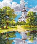 Храм у пруда